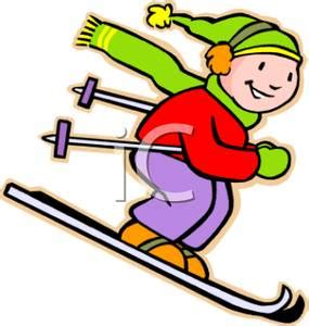Free Essays on Research Paper - The Origins of Alpine Skiing